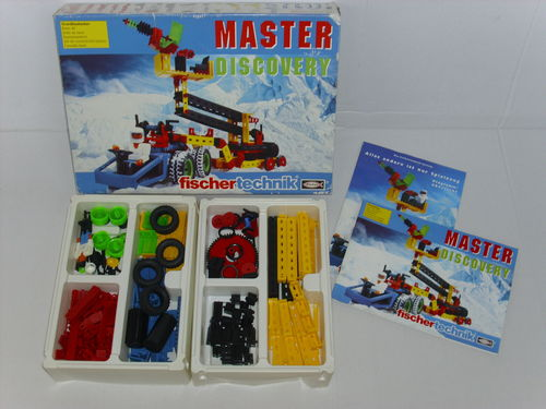 Master Discovery 30307
